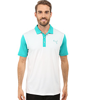 PUMA Golf - GT Color Block Fade Polo