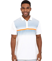 PUMA Golf - Short Sleeve Surface Stripe Polo