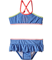 Seafolly Kids - Jewel Cove Apron Tankini (Toddler/Little Kids)