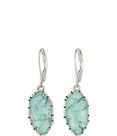 The Sak - Irregular Stone Drop Earrings