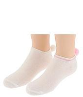 Jefferies Socks - Pom Ped 6-Pack (Toddler/Little Kid/Big Kid)