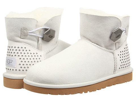 UGG Mini Bailey Button Womens Booties