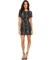 French Connection - Northern Cotton Boa Dress 71EKP