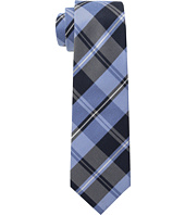 Cufflinks Inc. - Plaid Silk Cotton Tie