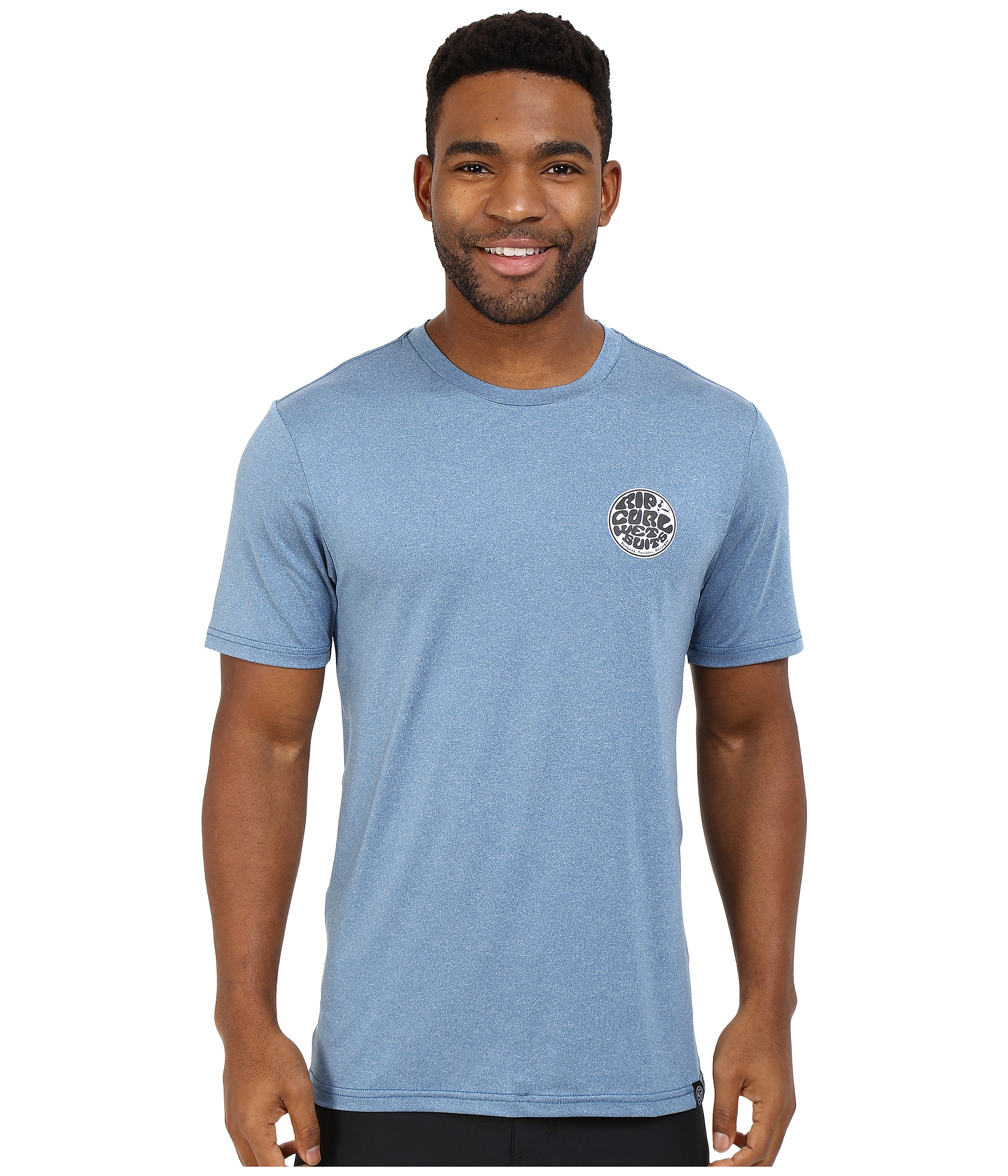Rip Curl Aggrolite Surf Shirt Short Sleeve