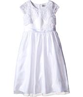 Us Angels - Cap Sleeve Lace Mock Bolero w/ Full Skirt (Little Kids/Big Kids)