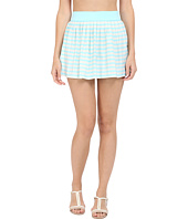 Kate Spade New York - Nahant Shore Pleated Skirt Cover-Up