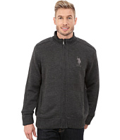 U.S. POLO ASSN. - Sherpa Lined Sweater