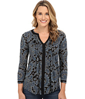Lucky Brand - Paisley Peasant Top