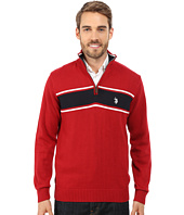 U.S. POLO ASSN. - 1/4 Zip Sweater