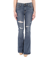 Paige - High Rise Bell Canyon Petite in Brady Destructed