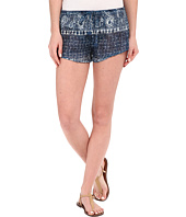 Amuse Society - Alva Printed Gauze Shorts