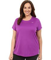 Nike - Miler Short-Sleeve Running Top (Size 1X-3X)