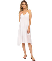 Bleu Rod Beattie - Over The Edge A-Line Pleated Dress Cover-Up