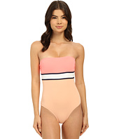 Vince Camuto - Beach Front Bandeau Maillot w/ Removable Soft Cups
