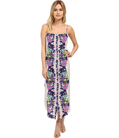 Mara Hoffman - Jardin Button Front Dress