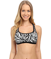 Nike - Current Racerback Sport Bra Swim Top
