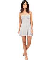 Betsey Johnson - Rayon Knit & Lace Slip