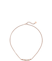 Majorica - Allison Bar Necklace