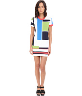 DSQUARED2 - Geometric Shift Dress