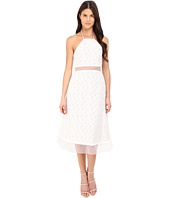Prabal Gurung - Fils Coupe Cotton Illusion Sleeveless Dress