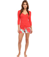 Josie - Breeze Challis Short PJ