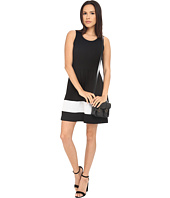 kensie - Ponte Fit and Flare Dress KS3K7408