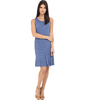 kensie - Drapey Space Dye Jersey Dress KS3K7864