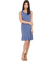 kensie - Drapey Space Dye Jersey Dress KS3K7864