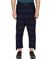 Vivienne Westwood - Gipsy Stripes Twist Seam Samurai Pants