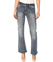 Rock and Roll Cowgirl - Mid-Rise Bootcut in Medium Wash W1-5622