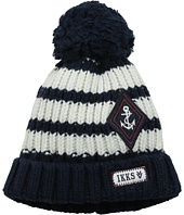 IKKS - Striped Knit Beanie (Big Kids)
