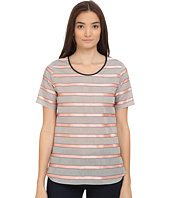 Paul Smith - Black Label Horizontal Stripe Short Sleeve Shirt