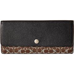 COACH Signature Soft Wallet