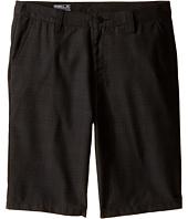 O'Neill Kids - Delta Plaid Shorts (Big Kids)