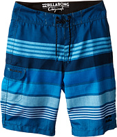 Billabong Kids - All Day Stripe (Big Kids)