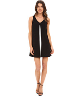 Laundry by Shelli Segal - A-Line Two-Tone T-Back Dress