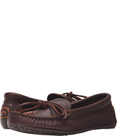 Manitobah Mukluks - Canoe Moccasin Grain Leather