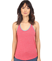 Alternative - Eco Mock Twist Jersey Ringer Tank Top