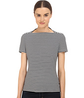 Kate Spade New York - Stripe Everyday Tee