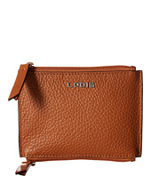Lodis Accessories - Kate Frances Double Zip Pouch