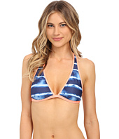 Splendid - Midnight Stripe Rem Soft Cup Halter Bra
