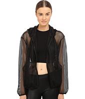 The Kooples - Hooded Jacket in Mesh