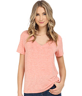 Splendid - Heathered Spandex Jersey Tee