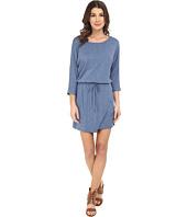 Splendid - Heathered Spandex Jersey Dress