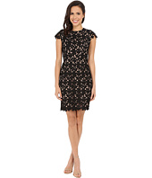 Nicole Miller - Sydney Cap Sleeve Lace Dress
