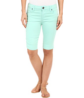 KUT from the Kloth - Natalie Bermuda Shorts in Mint