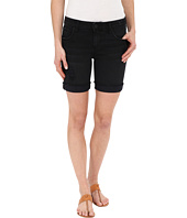 KUT from the Kloth - Catherine Boyfriend Shorts in Black