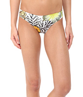 Roberto Cavalli - Zebra Flower American Slip Bottom