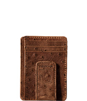 M&F Western - Vintage Ostrich Money Clip